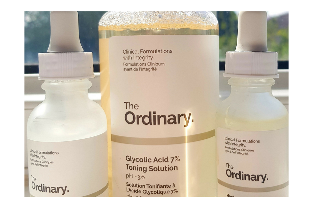 Glycolic acid 7% Toning Solution by the ordinary #15