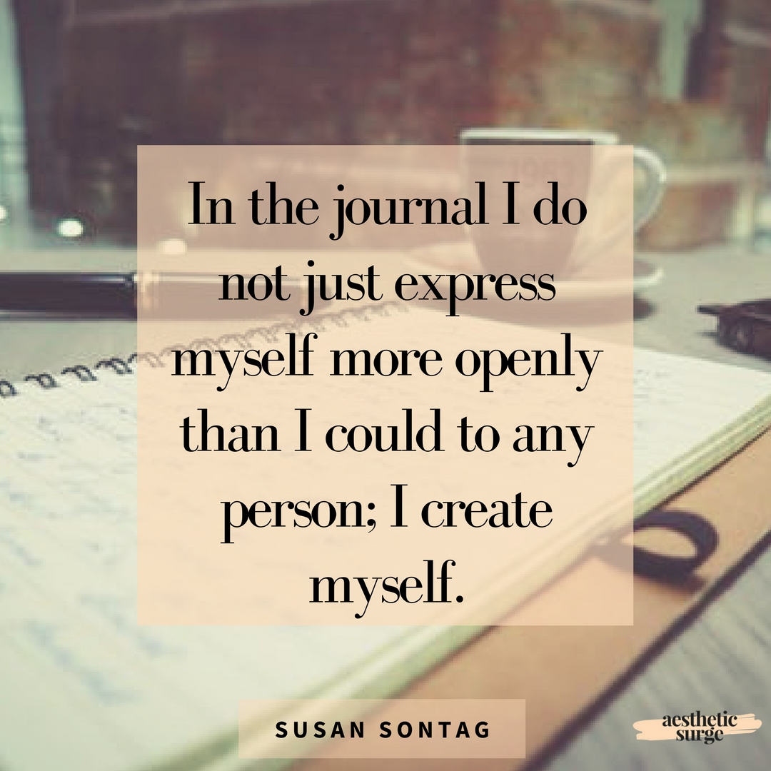 Quotes About Keeping A Journal 1