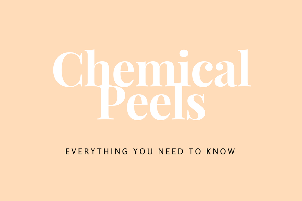 chemical peels everything you need to know